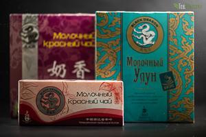 Чай Черный дракон Прессованный молочный улун 60 гр