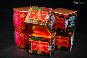 Чай Краснодарский букет Черный байховый крупнолистовой 50 гр