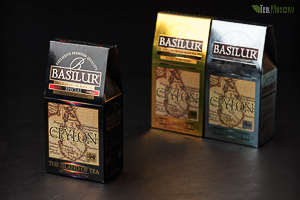 Чай Basilur (Базилур)